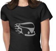 Silver line Womens Fitted T-Shirt