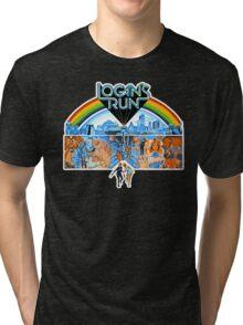 Logan's Run Tri-blend T-Shirt