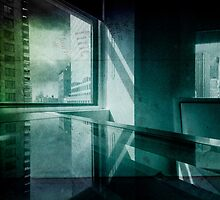Office in New York by Laurent Hunziker