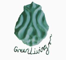 Green living Baby Tee