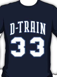 The D-Train - Wildcat Blue T-Shirt