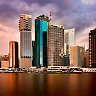 Brisbane City by Kym Howard
