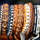 Wrist Bands by Joanne Rinaldi