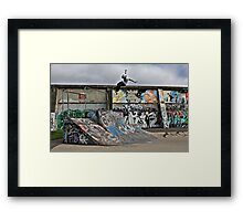 Tuck Air At Royal Framed Print