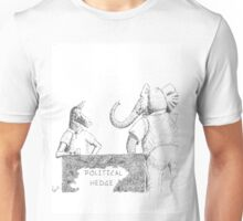 2 sides to every story Unisex T-Shirt