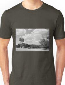 The former Orlando Motel, Route 66, Arizona Unisex T-Shirt