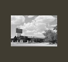 The former Orlando Motel, Route 66, Arizona Unisex T-Shirt