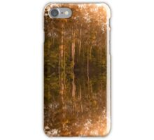 Pemberton Pool reflections iPhone Case/Skin