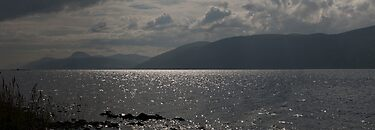 Loch Ness Panoramic - Best Viewed LARGE by Glen Allen