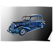 1937 Chevy Poster