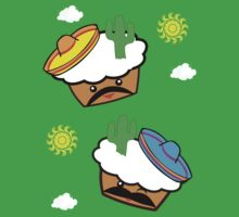 cupcakes from over the world -  mexican cupcakes Kids Clothes