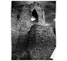 Dolbadarn castle Poster