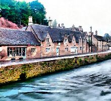 Beautiful Britain - The Cotswolds by Dennis Melling