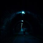 Innocent Railway Tunnel (Edinburgh) by ulryka