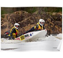 Power boat 165_2 Poster