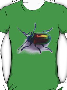 Dogbane Beetle Front and Center T-Shirt