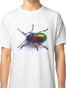 Dogbane Beetle Front and Center Classic T-Shirt