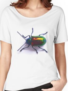 Dogbane Beetle Front and Center Women's Relaxed Fit T-Shirt