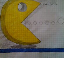 Pac-Man by ArticFox