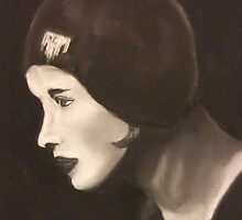 '20s lady by cindysart
