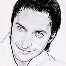 "Richard Armitage, ""fascinating eyes"" by jos2507"