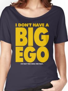 BIG EGO Women's Relaxed Fit T-Shirt