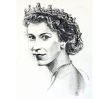 Queen Elizabeth II Photographic Print