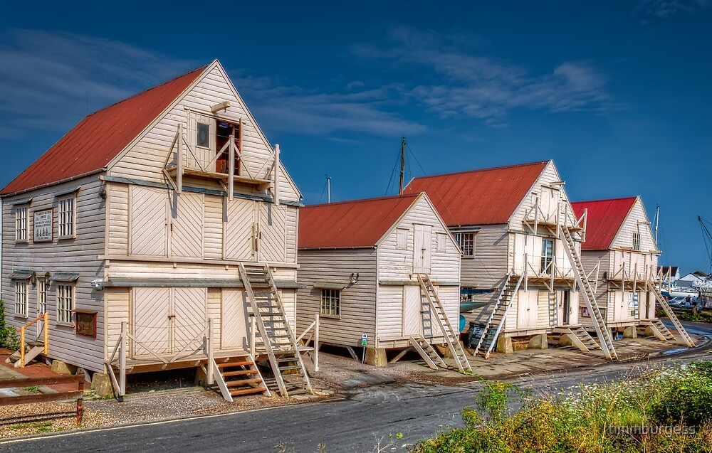 The Old Sail Lofts by timmburgess