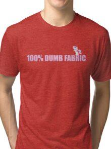 100% Dumb Fabric Tri-blend T-Shirt