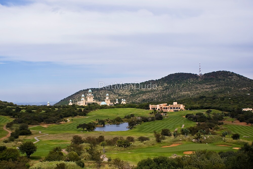 Lost City Golf Course, Sun City by RatManDude
