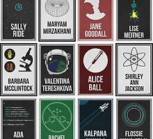 20 Women Who Changed Science. And The World by Hydrogene