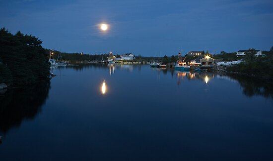 Sambro Basin, NS by Scott Ruhs