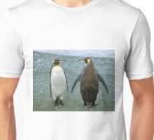 Conversation: King Penguins, Macquarie Island Unisex T-Shirt