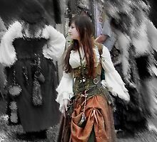 Damsel of the  Renaissance Faire by bannercgtl10