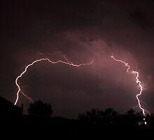 Lightning Show by celesteodono