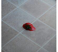 Tomatoe Puree' Photographic Print