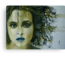 Helena Bonham Carter  Canvas Print