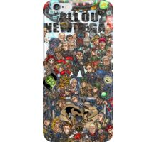 Fallout New Vegas Character Iphone 5c snap case iPhone Case/Skin
