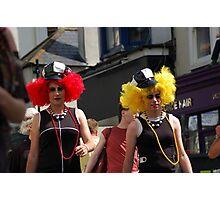 Brighton Pride 2011   Photographic Print