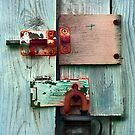 Mul - t - Lock by Elisabeth van Eyken