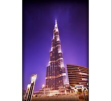 The Burj Photographic Print