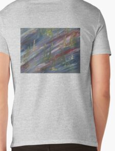 People in the Stream Mens V-Neck T-Shirt
