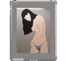 NEARLY NUDE  iPad Case/Skin