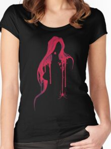 Black Widow Women's Fitted Scoop T-Shirt