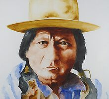Sitting Bull by JoMather