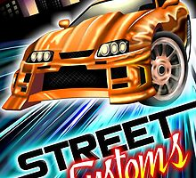 Street Customs  by LinkArtworks