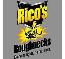 Rico's Roughnecks Photographic Print
