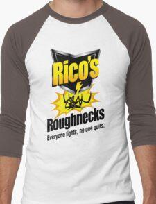 Rico's Roughnecks Men's Baseball ¾ T-Shirt