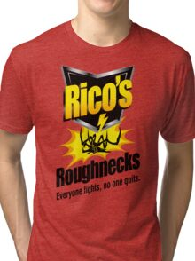 Rico's Roughnecks Tri-blend T-Shirt