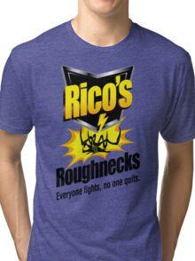Rico's Roughnecks Tri-blend T-Shirt